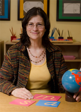 Mrs. Dianna Souder-Bond, Head of School